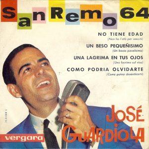 portada del disco San Remo 64