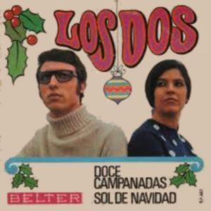 portada del disco Doce Campanadas / Sol de Navidad