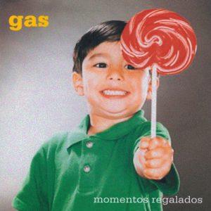 portada del disco Momentos Regalados
