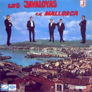 portada del disco Los Javaloyas en Mallorca
