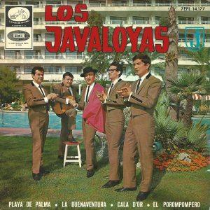 portada del disco Playa de Palma / La Buenaventura / Cala d'Or / El Porompompero