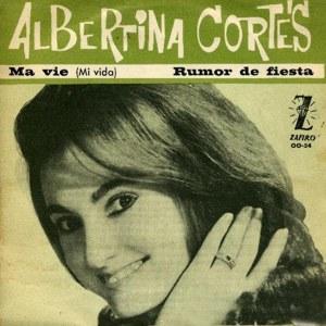 portada del disco Ma Vie / Rumor de Fiesta