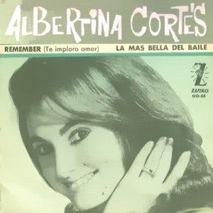 portada del disco Remember / La Más Bella del Baile