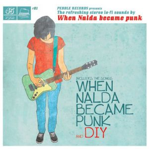 portada del disco When Nalda Became Punk