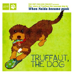 portada del disco Truffaut, the Dog