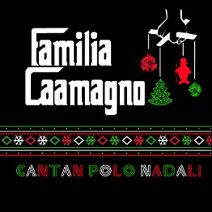 portada del disco Cantan Polo Nadal!