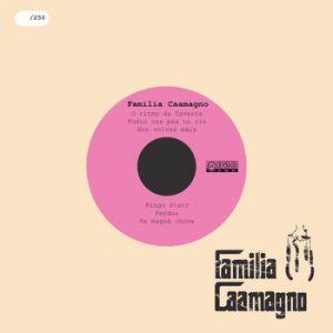 portada del disco Familia Caamagno