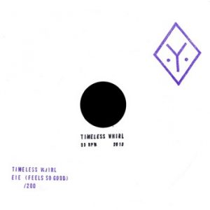 portada del disco Timeless Whirl / EIE