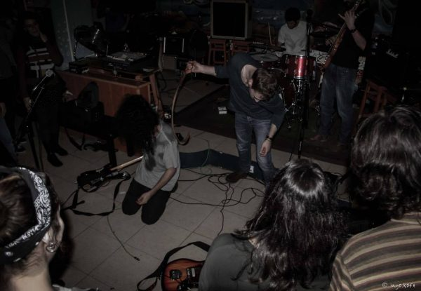 foto del grupo imagen del grupo Monstruo