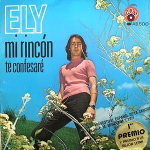 portada del disco Mi Rincón