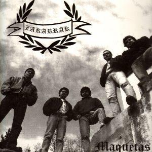 portada del disco Maquetas