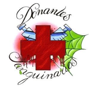 portada del disco Donantes Sanguinarios