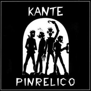 portada del disco Kante Pinrélico