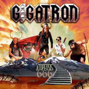 portada del disco Atopeosis 666