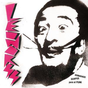portada del disco Demasiado Guapos Para el Punk