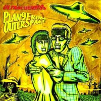 portada del disco Plan 9 from Outer Space