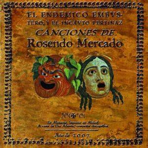 portada del disco El Endémico Embustero y el Incauto Pertinaz