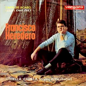portada del disco Capri se Acabó / Aquella Capilla