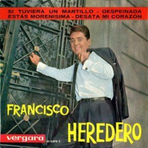 portada del disco Si Tuviera un Martillo / Estás Morenísima / Desata mi Corazón / Despeinada