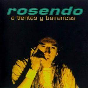 portada del disco A Tientas y Barrancas