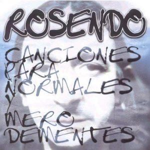 portada del disco Canciones Para Normales y Mero Dementes