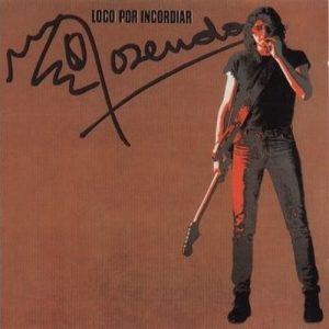 portada del album Loco por Incordiar