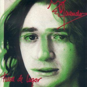 portada del disco Fuera de Lugar