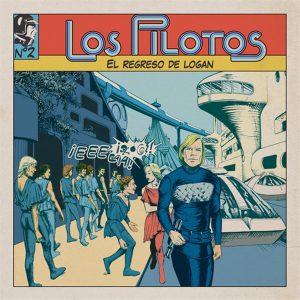 portada del disco El Regreso de Logan