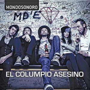 portada del disco Mondosonoro EP