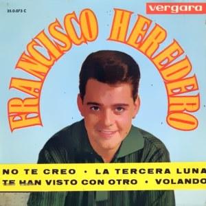 portada del disco Te han Visto con Otro / La Tercera Luna / No Te Creo / Volando