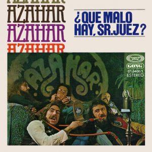 portada del disco ¿Qué Hay de Malo, Señor Juez?