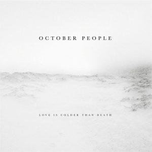 portada del disco Love Is Colder Than Death