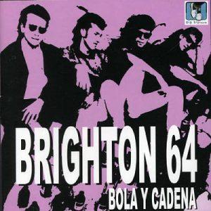 portada del disco Bola y Cadena