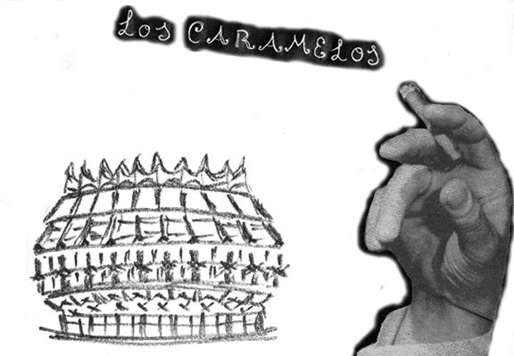 portada del evento LOS CARAMELOS DE CHARLIE MYSTERIO EN EL CAFÉ AREIA