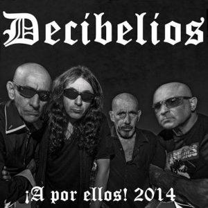 portada del disco ¡A Por Ellos! 2014