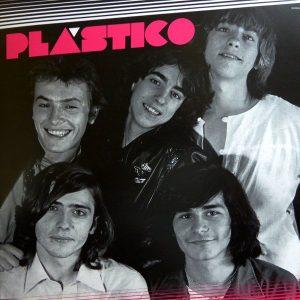 portada del disco Plástico