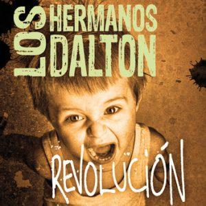 portada del disco Revolución