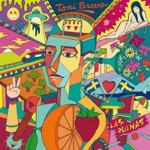 portada del disco Toni Bravo