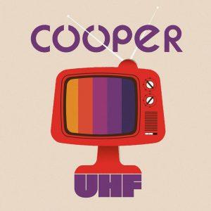 portada del disco UHF