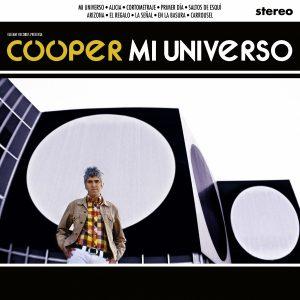 portada del disco Mi Universo
