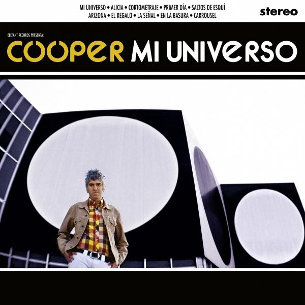 portada del album Mi Universo