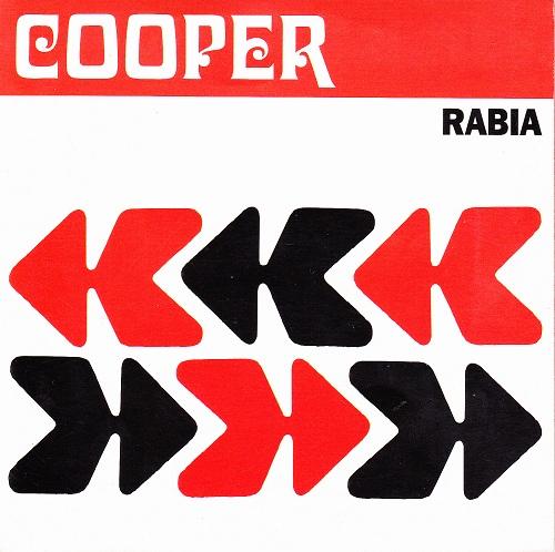 portada del album Rabia