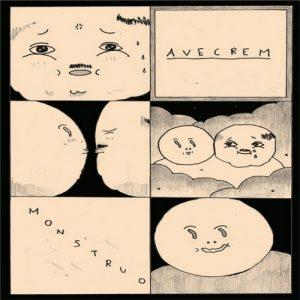 portada del disco Avecrem / Monstruo