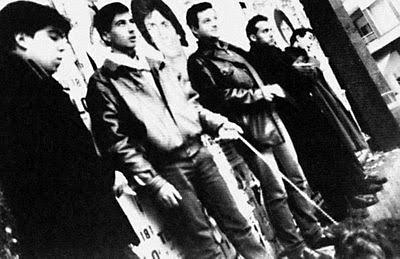 foto del grupo imagen del grupo Última Fila