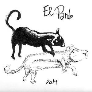 portada del disco 2014