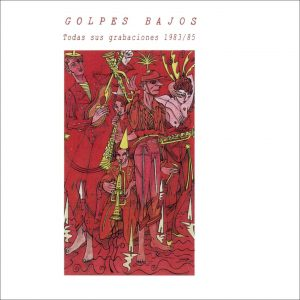 portada del disco Todas Sus Grabaciones 1983-85