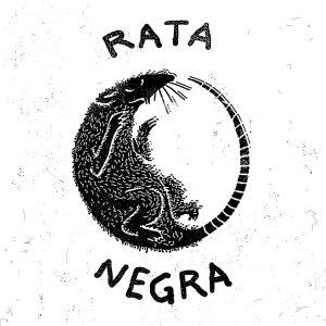 portada del album Rata Negra