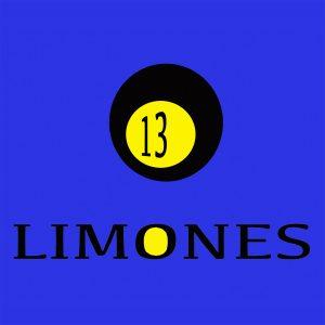 portada del disco 13 Limones