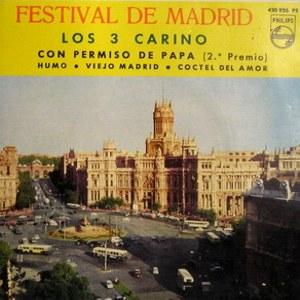 portada del disco Festival de Madrid