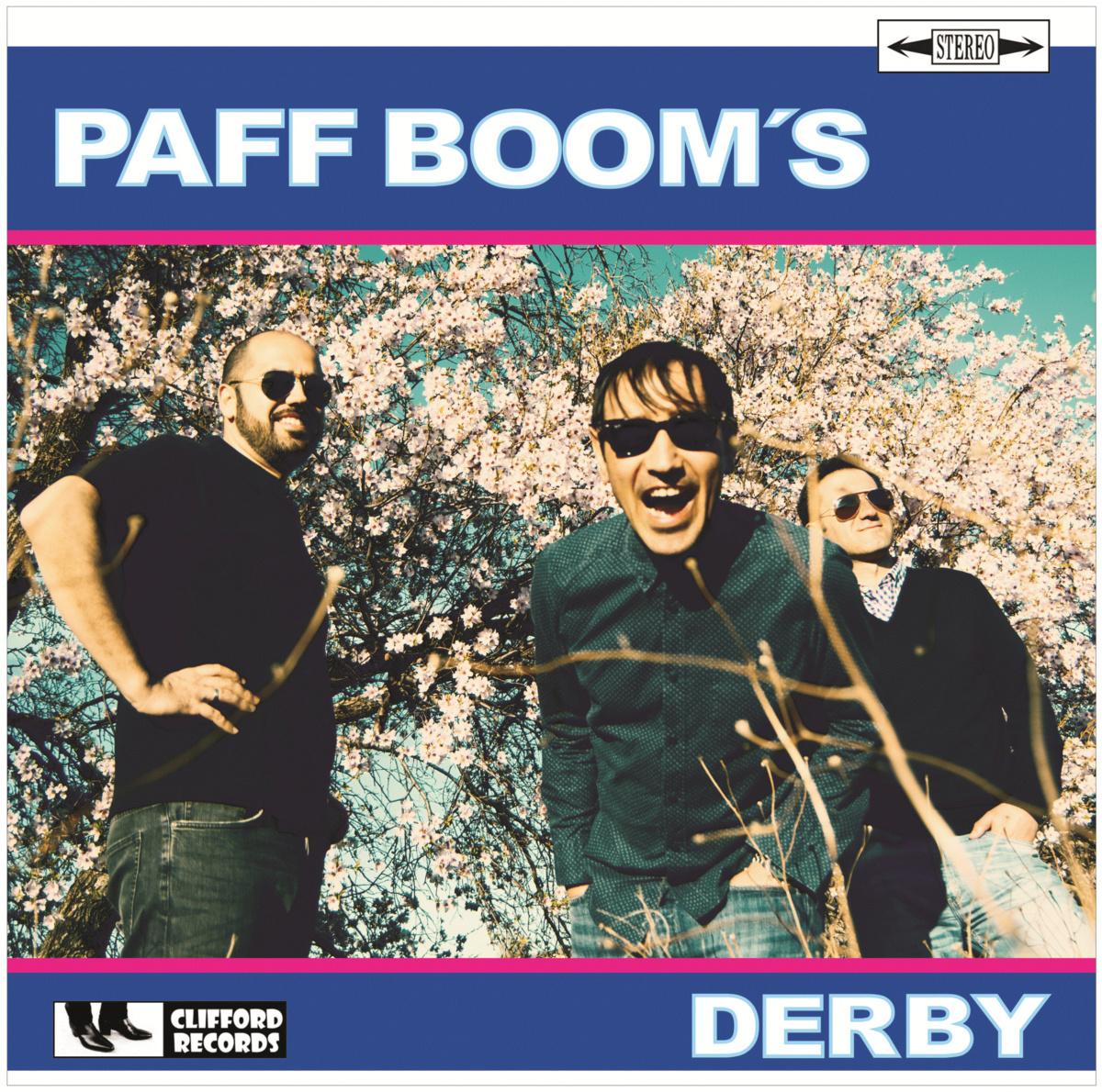 portada del album Derby